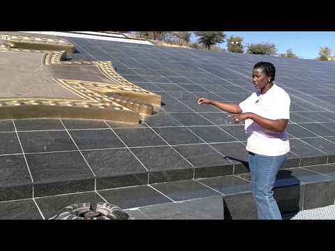 Namibia's National Heroes' Acre Part 1