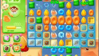 Candy Crush Jelly Saga Level 538  3*  No Boosters