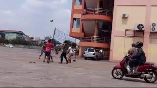 Khmer Volleyball At Phnom Penh Parts 62