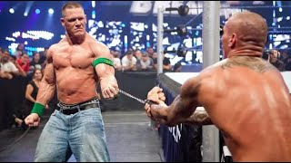 WWE 2021 Personal Match Ranry Orton attack John Cena's father But look what's do after John Cena