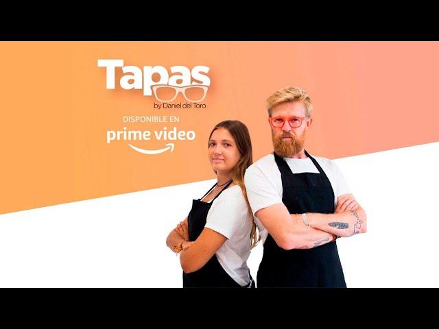 Tapas by Daniel del Toro - Teaser oficial 3   Amazon Prime Video