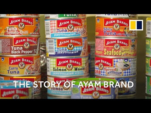 Ayam Brand: How A Frenchman Made Canned Goods Affordable For Everyone In Asia