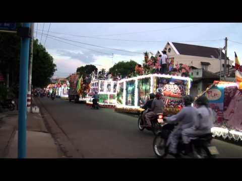 xe hoa le phat dan 2015 tai tx long khanh