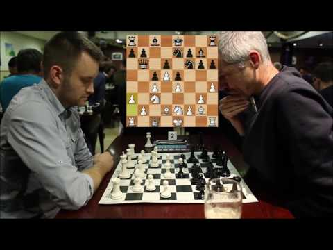 Battersea Blitz Chess Tournament: IM Bartholomew vs. Malcolm Dancy [Round 2] thumbnail
