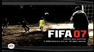 FIFA 07 -- Gameplay (PS2)