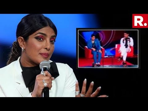 Priyanka Chopra Questioned By Pakistani During Live Show, Says 'I Am An Indian First'