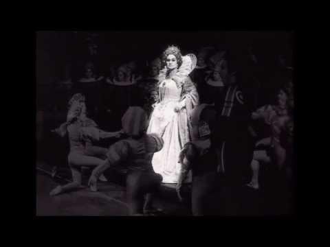 Leyla Gencer - Quel Sangue Versato (Final Aria) Roberto Devereux - 1964 Donizetti