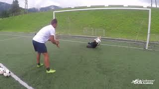 Goalkeeper training: Fitness & Strenght & Foot technique thumbnail
