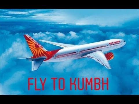 Fly to Kumbh 2019 with Air India