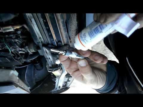 Замена свечей накала M57 BMW X5 E53. 18+, смотреть только взрослым)))