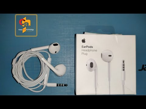 Apple EarPods Unboxing And Review (hindi)