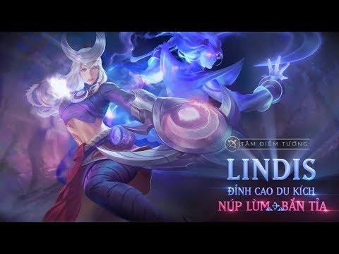 [Tâm điểm tướng] Lindis: Ẩn sĩ ngân nguyệt - Garena Liên Quân Mobile