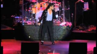 Moonwalker, The Worlds BEST  MJ Tribute - Billie Jean  ©2013 Classique Productions Inc