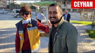 Ceyhan'lı Aydın ile Sokak Röportajı