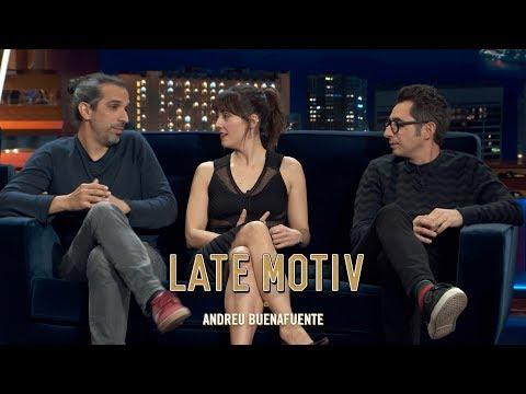 "LATE MOTIV - Berto Romero Eva Ugarte Javier Ruiz Caldera ""Mira lo que has hecho""  LateMotiv508"