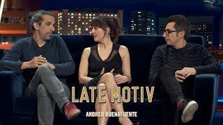"LATE MOTIV - Berto Romero, Eva Ugarte, Javier Ruiz Caldera. ""Mira lo que has hecho"" | #LateMotiv508"