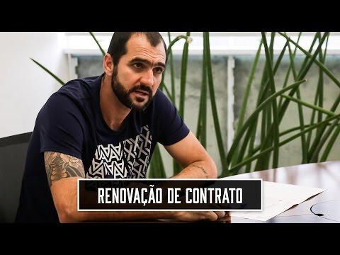 Renovação de contrato Danilo