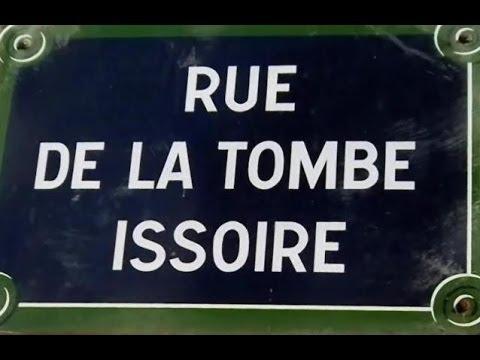 Rue de la Tombe Issoire Paris Arrondissement 14e