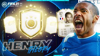 AN ICON SBC? (The Henry Theory #21) (FIFA Ultimate Team)