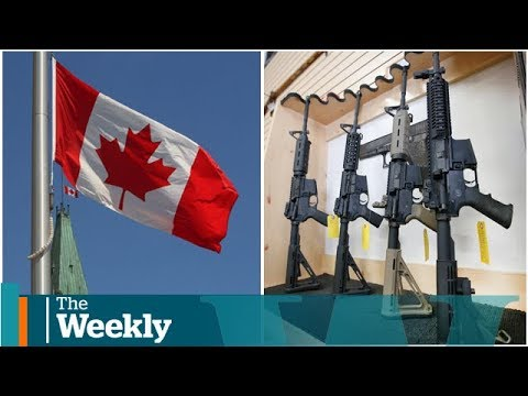 Canada's Gun Lobby Agrees With NRA