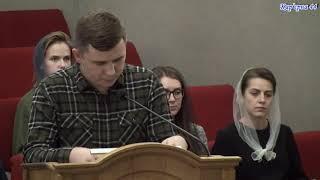 Отступление христиан – Виталий Свитач, проповедь, Карьерная 44