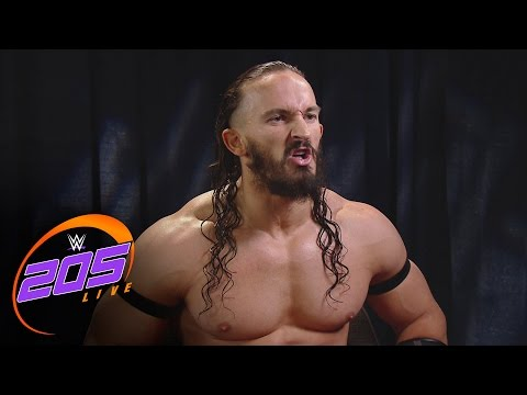 Neville Explains Why He Joined The Cruiserweight Division: WWE 205 Live, Dec. 27, 2016