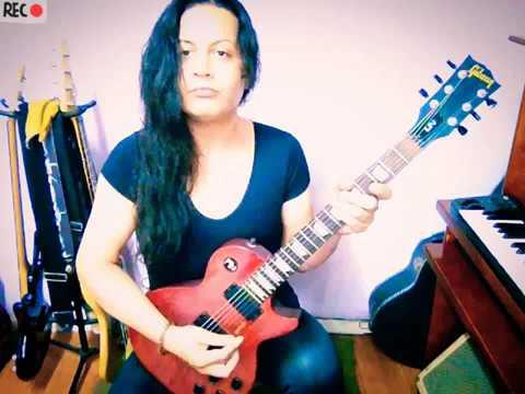 Cris Oliveira – Neither Can I (Slash's Snakepit Cover) #auladeguitarra #guitarrista #professorcris