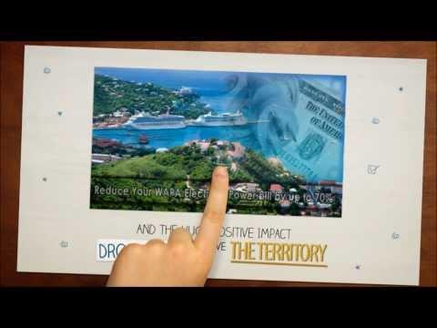 Drop WAPA USVI Reduce Your Power bill by up to 70% US Virgin Islands Water & Power Authority