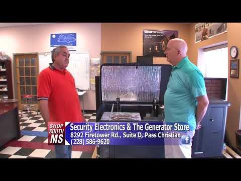 Shop South Mississippi - Security Electronics & The Generator Store