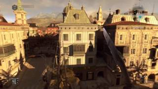 Dying Light Enhanced edition PS4 Gameplay #1