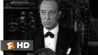 "Sunset Blvd. (4/8) Movie CLIP - The ""Waxworks"" Play Bridge (1950) HD"