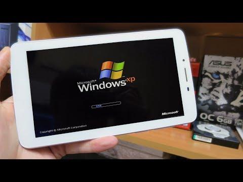 Windows X86 на планшете с Android на ARM!? //ПолезныеFiшКi