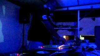 DJ Mourad  W A R M T H 313 BLANKO Party 26 07 2011  part ONE