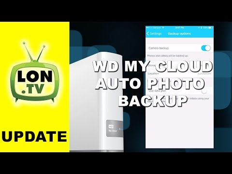 Wd My Cloud Can Now Auto Backup Os And