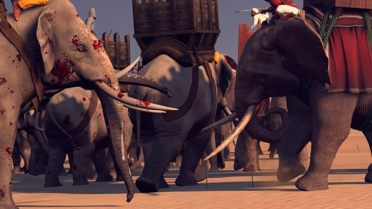 10 Famous Elephants From History - History Lists