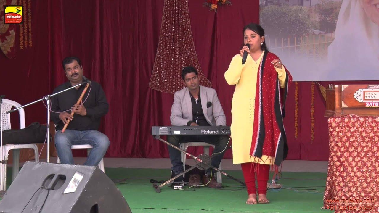 NEHA DOGRA || LIVE PERFORMANCE || Lyrics by :- SHIV BATALVI ||  HD ||