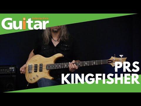 PRS Kingfisher Bass Guitar | Review