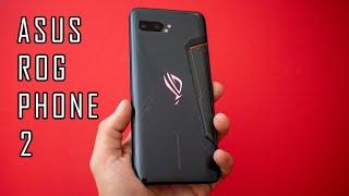 Ersteindruck: Asus ROG Phone 2 (120Hz + beste Akkulaufzeit?) | IboKnowsBest