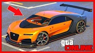 ТЮНИНГ НОВОЙ БУГАТТИ ЗА 2500000$ В GTA 5 ONLINE !!!