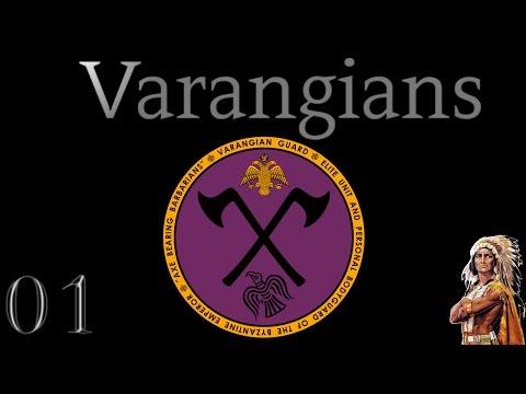 Crusader Kings 2: Mercenary Kings Mod - Varangian Guard #1
