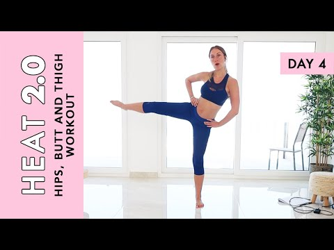 Hips, Butt and Thighs Workout That Works! (Summer Challenge 2.0)