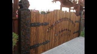 Wonderful wood fences inspirations