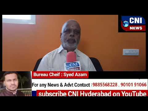 Telangana.Hyderabad.district.World human rights working life member Murthy Maharaj speech