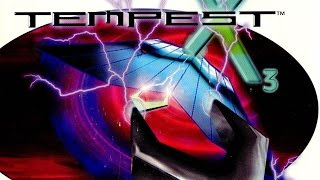 CGR Undertow - TEMPEST X3 review for PlayStation