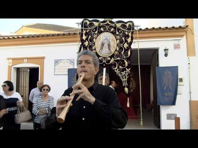La Hermandad del Rosario de Cartaya estrena Simpecado