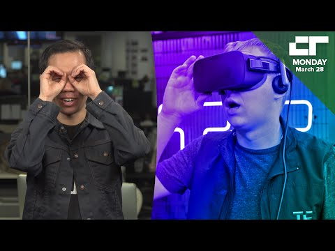 The Oculus Rift Is Here | Crunch Report