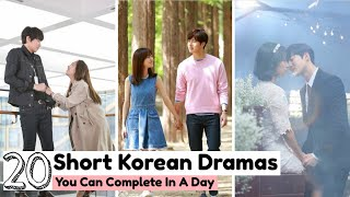 [Top 20] Best Short Korean Drama You Can Complete In A Day