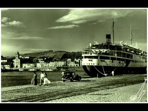Port-Vendres histoire sans paroles  : montage photo Morro Ferdia