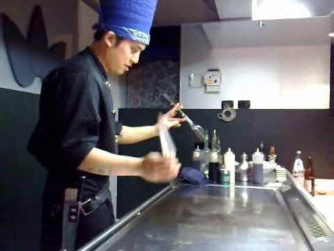 Chef BLu ( Hibachi / Teppanyaki )