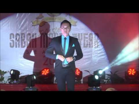 My Catwalk for Smart Wear round - SABAH MODEL OF THE YEAR 20